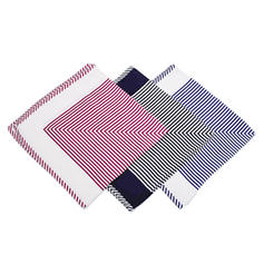 Striped Square/Light Weight Square scarf