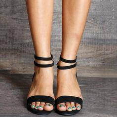 PU Wedge Heel Sandals Wedges With Others shoes