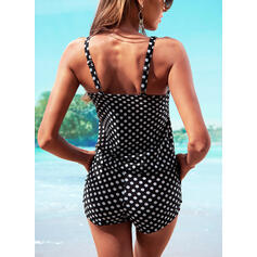 Dot Strap Sexy Tankinis Swimsuits