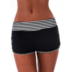 Stripe Classic Bottoms Swimsuits