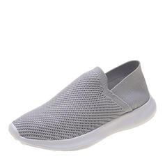 Women's Mesh Flat Heel Flats With Others shoes