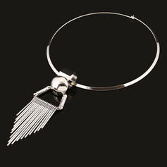 Unique Alloy Women's Fashion Necklace (Sold in a single piece)