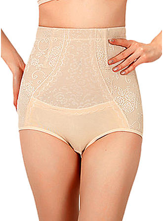 Cotton Chinlon Jacquard Shapewear