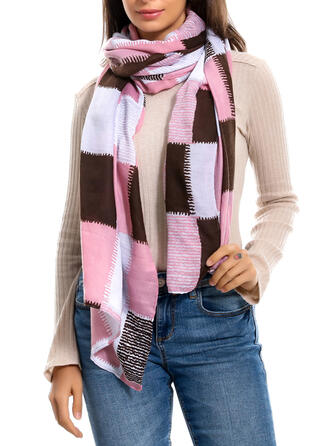 Plaid Cold weather Scarf