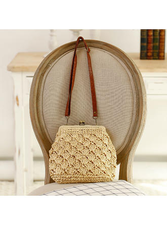 Braided Clutches/Crossbody Bags/Shoulder Bags/Beach Bags